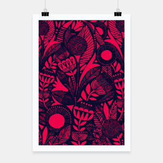 Thumbnail image of Beautiful Moroccan Followed traditional Anthropologie Artwork Poster, Live Heroes