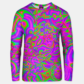Purple Portal Unisex sweater thumbnail image