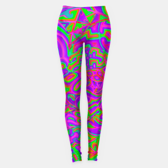 Purple Portal Leggings thumbnail image