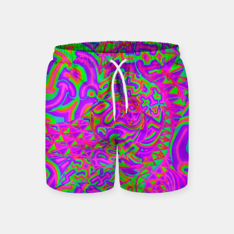 Purple Portal Swim Shorts thumbnail image
