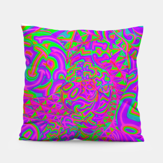 Purple Portal Pillow thumbnail image