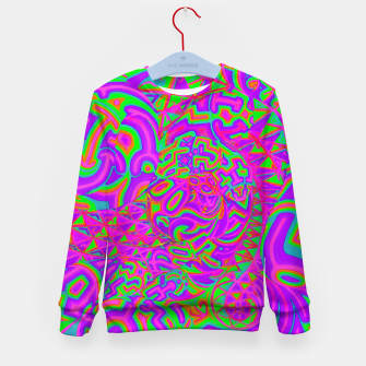Purple Portal Kid's sweater thumbnail image