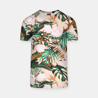 Thumbnail image of Tropical boho 77 Camiseta, Live Heroes