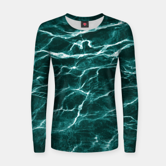Miniatur Ocean Dream #3 #water #decor #art  Frauen sweatshirt, Live Heroes