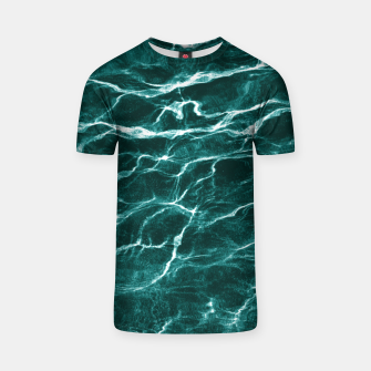 Miniatur Ocean Dream #3 #water #decor #art  T-Shirt, Live Heroes