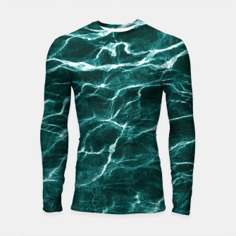 Thumbnail image of Ocean Dream #3 #water #decor #art  Longsleeve rashguard, Live Heroes