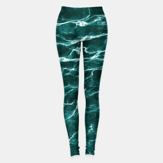 Miniaturka Ocean Dream #3 #water #decor #art  Leggings, Live Heroes