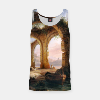 Thumbnail image of Fashion items of Eduard Agricola - The Bay of Naples Tank Top, Live Heroes