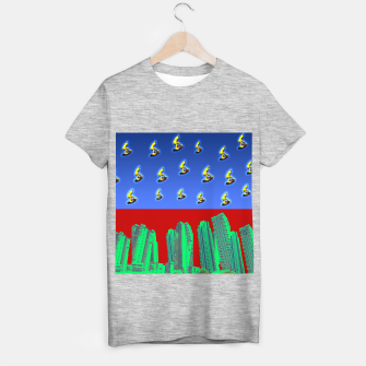 Thumbnail image of Surf city 1 T-shirt regular, Live Heroes