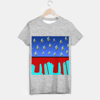 Thumbnail image of Surf city  2 T-shirt regular, Live Heroes