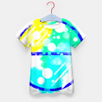 Thumbnail image of earth T-Shirt für kinder, Live Heroes