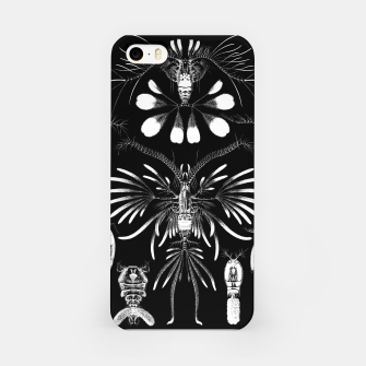 Fashion art of an old Encyclopedia Illustration - Insects iPhone Case Bild der Miniatur