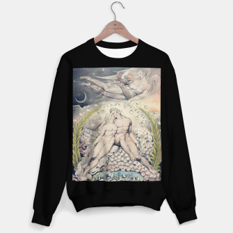 Miniatur Fashion items of William Blake Watercolour- Paradise Lost Sweater regular, Live Heroes