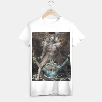 Miniature de image de Fashion items of William Blake illustration , The Great Red Dragon and the Beast from the Sea T-shirt regular, Live Heroes