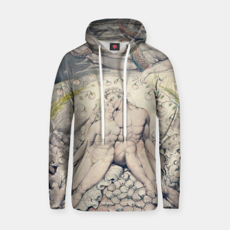Miniatur Fashion items of William Blake Watercolour- Paradise Lost Hoodie, Live Heroes