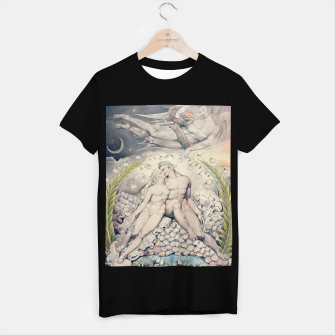 Miniatur Fashion items of William Blake Watercolour- Paradise Lost T-shirt regular, Live Heroes
