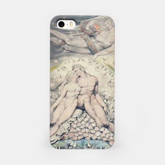 Miniatur Fashion items of William Blake Watercolour- Paradise Lost iPhone Case, Live Heroes