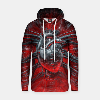 Thumbnail image of Heart Of The Gamer Hoodie, Live Heroes