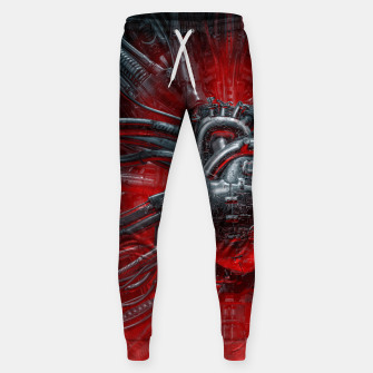 Heart Of The Gamer Sweatpants Bild der Miniatur
