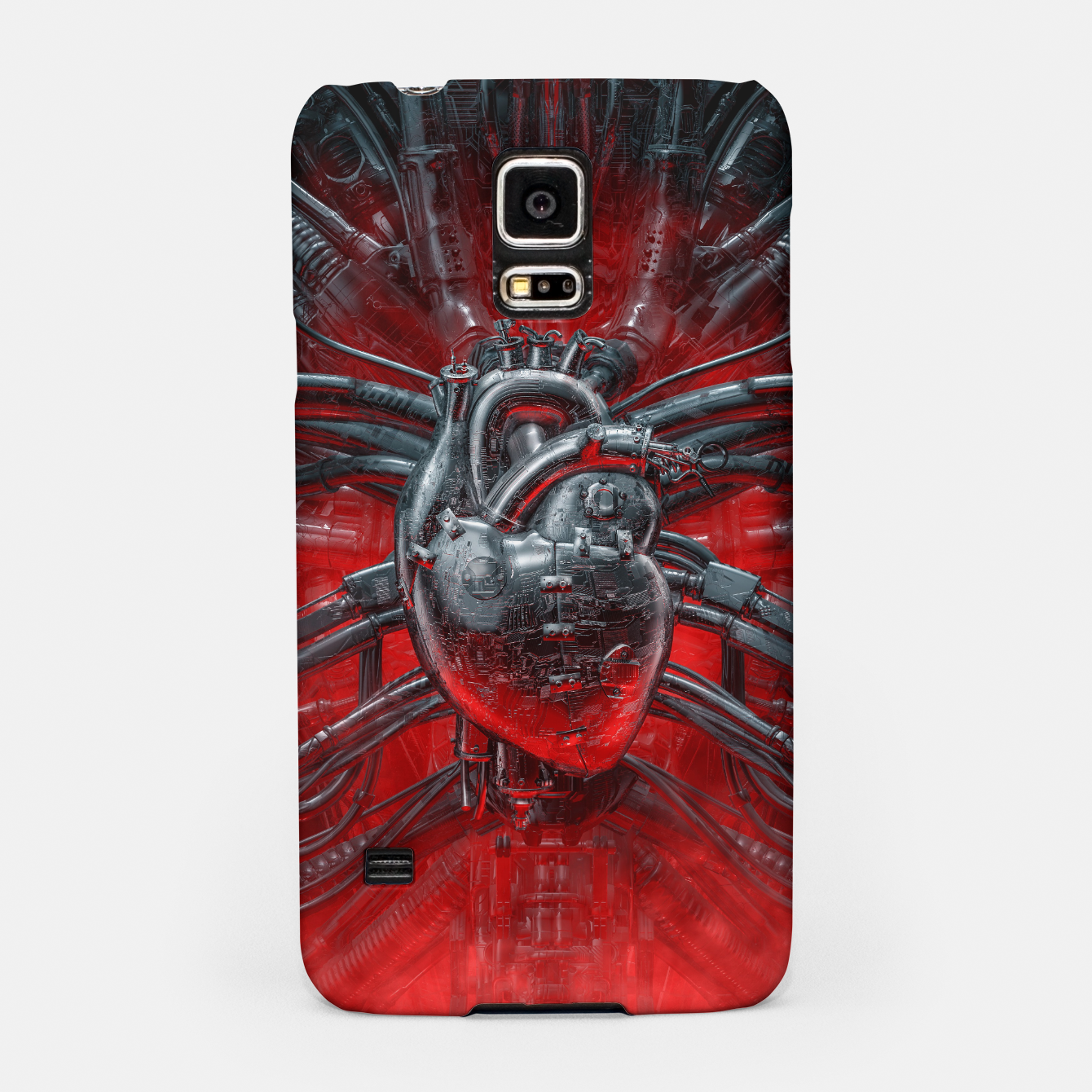 Image of Heart Of The Gamer Samsung Case - Live Heroes