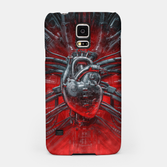 Thumbnail image of Heart Of The Gamer Samsung Case, Live Heroes