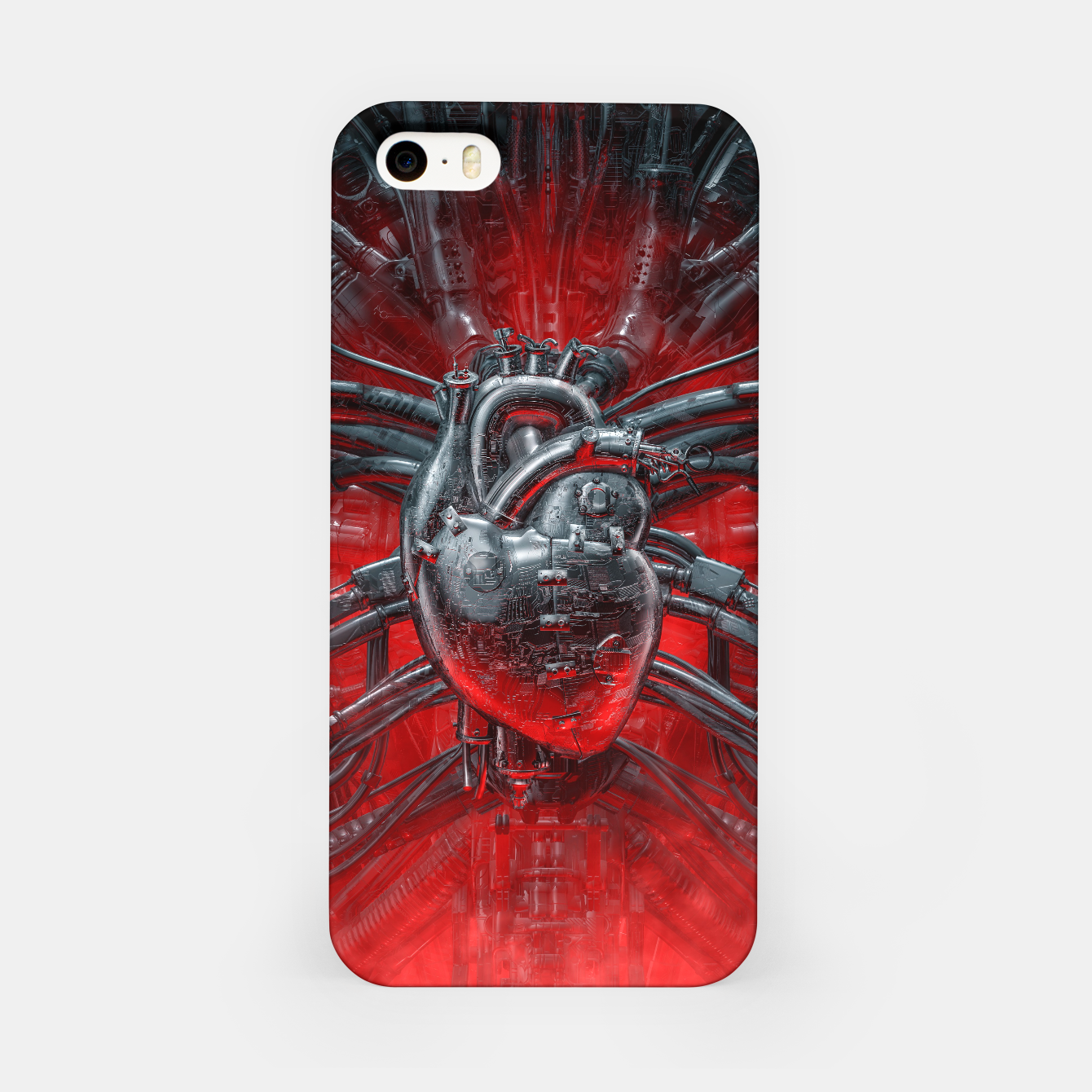 Foto Heart Of The Gamer iPhone Case - Live Heroes