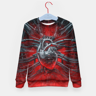 Miniatur Heart Of The Gamer Kid's sweater, Live Heroes