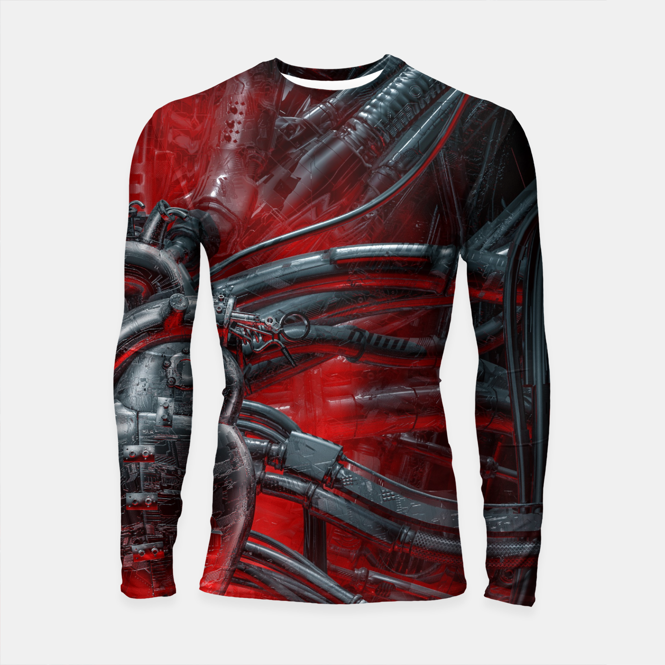 Image of Heart Of The Gamer Longsleeve rashguard  - Live Heroes