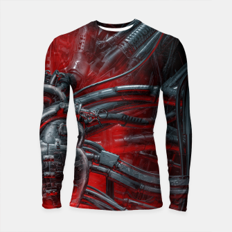 Thumbnail image of Heart Of The Gamer Longsleeve rashguard , Live Heroes