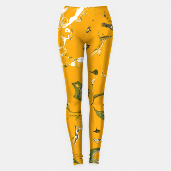 Thumbnail image of Earthy Mess Leggings, Live Heroes
