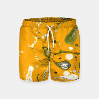 Earthy Mess Swim Shorts thumbnail image