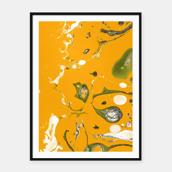 Earthy Mess Framed poster thumbnail image