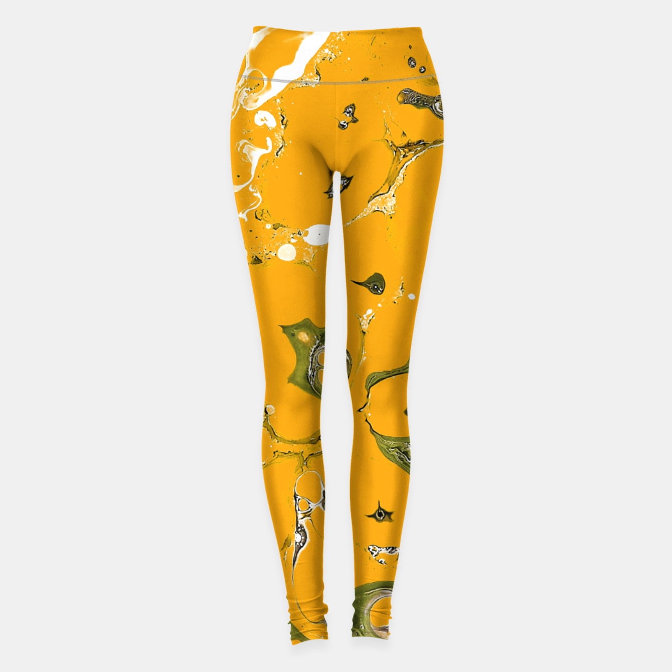 Image of Earthy Mess Leggings - Live Heroes
