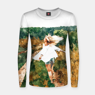 Thumbnail image of Free Spirit II Women sweater, Live Heroes