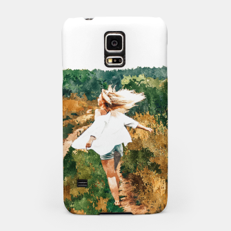 Thumbnail image of Free Spirit II Samsung Case, Live Heroes