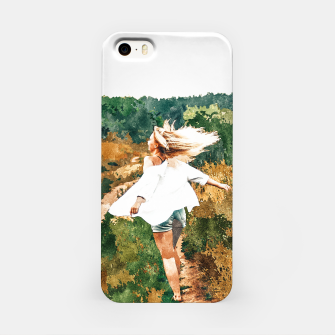 Free Spirit II iPhone Case thumbnail image