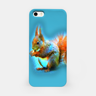Thumbnail image of Squirrel in modern style iPhone-Hülle, Live Heroes