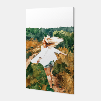 Thumbnail image of Free Spirit II Canvas, Live Heroes
