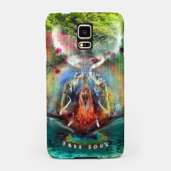 Thumbnail image of Free Soul Samsung Case, Live Heroes