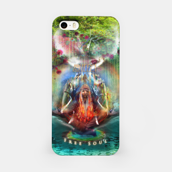 Thumbnail image of Free Soul iPhone Case, Live Heroes