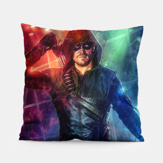 Thumbnail image of Night Hero Pillow, Live Heroes