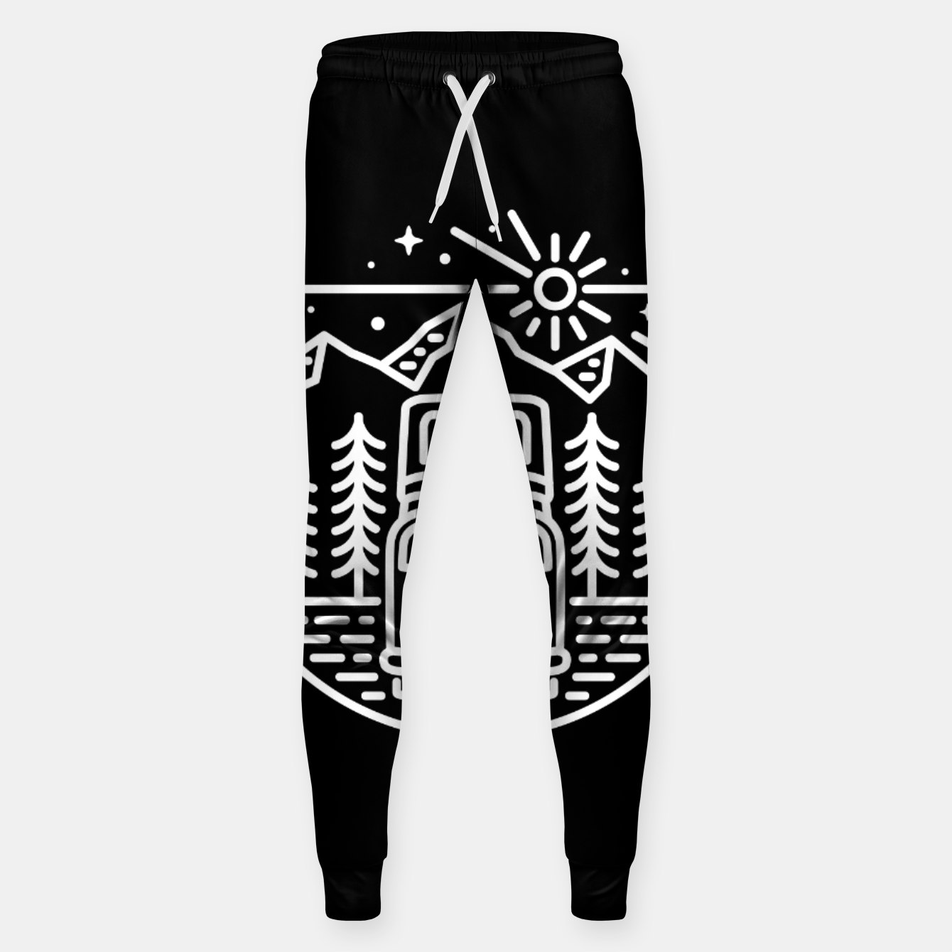 Image de Go Outside Sweatpants - Live Heroes