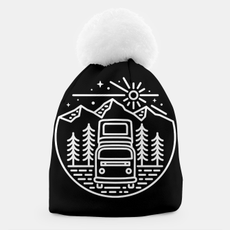 Go Outside Beanie miniature