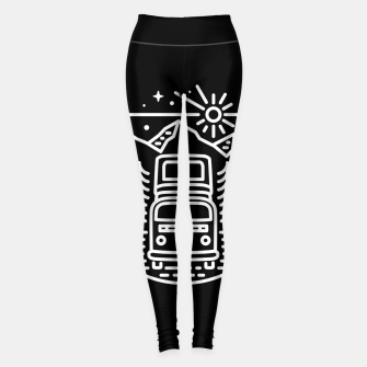 Miniature de image de Go Outside Leggings, Live Heroes