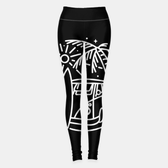 Imagen en miniatura de Van, Surf, and Beach Leggings, Live Heroes