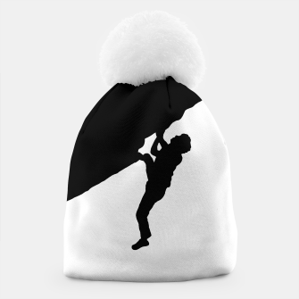 Thumbnail image of climber beanie, Live Heroes