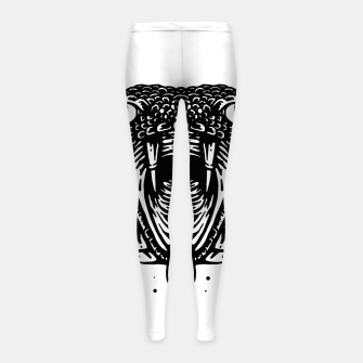 viper Girl's leggings miniature