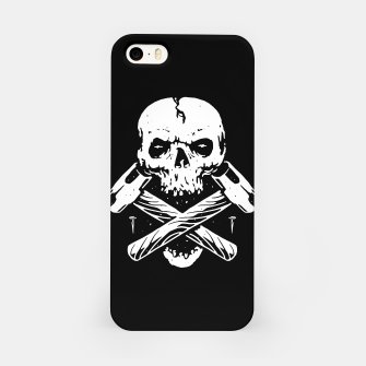 Thumbnail image of Skull Hammer iPhone Case, Live Heroes