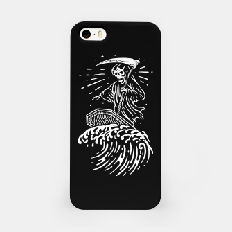 Thumbnail image of Grim Surfer iPhone Case, Live Heroes