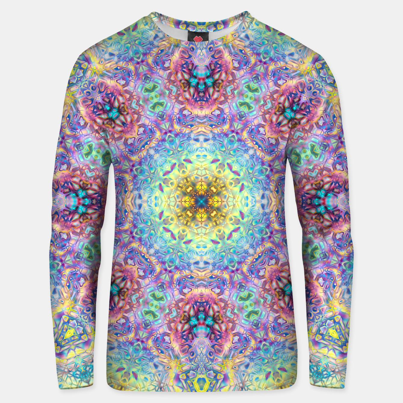 Zdjęcie Abstract Pattern III Unisex sweater - Live Heroes
